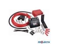 12V 100A Electronic Dual Battery System