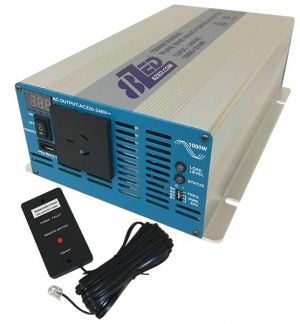 1000W Pure Sine Wave Inverter 12V Marine 2018