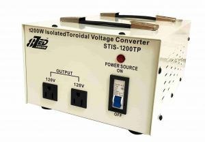 Electronic Voltage Converter Down Transformer