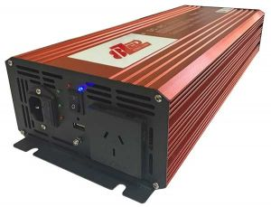 1500W Pure Sine Power Inverter 12V AC Bypass