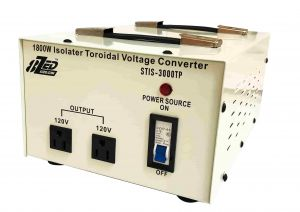 1800W Voltage Converter Isolated Toroidal