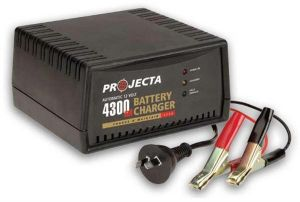 Projecta Automatic 12V, 4300mA, 2 Stage Battery Charger