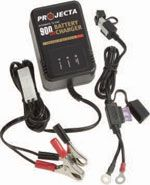 Projecta Automatic 12V, 900mA, 2 Stage Battery Charger