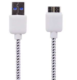 Samsung Galaxy Note 3 USB3.0 Rugged Sync and Charge Cable