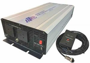 4000W Pure Sine Wave Inverter 24V VP