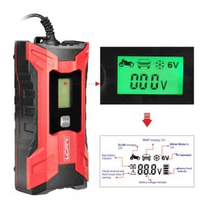Battery Charger and Tester