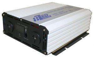 1000W Pure Sine Wave Inverter 24V Marine