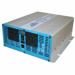 1500W Pure Sine Wave Inverter 12V Marine - G