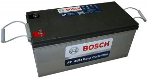 Deep Cycle Battery Bosche AGM 200AH 12V