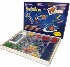 Electronic Science Toy - Car & Boat Educational Project