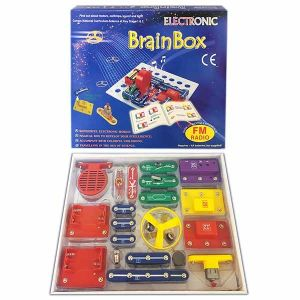 Science Toys are fun, FM Radio and experiments kit