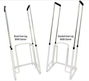 Adjustable Donner available in two leg widths