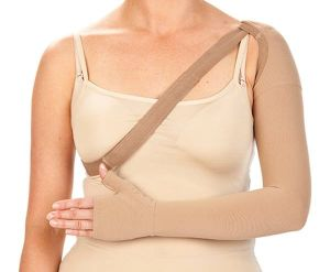 JINNI Therapeutic Compression Arm Sleeves