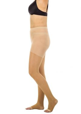 JINNI Waist High Pantyhose Compression Stockings