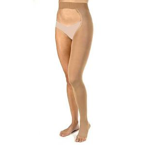 Jobst Single Leg Chaps Style Compression Stockings Full Leg