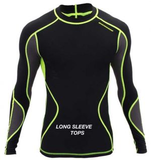Compression Long Sleeve Top Sherwood