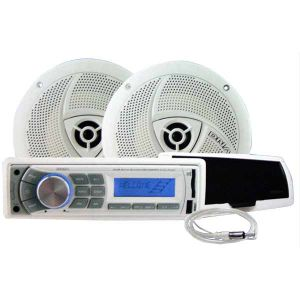 Marine Audio Package WCMA4BP