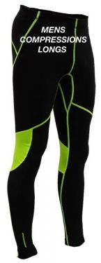 Compression Mens Longs Sherwood