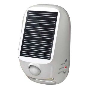 SOLAR LED LIGHT with MOTION SENSOR