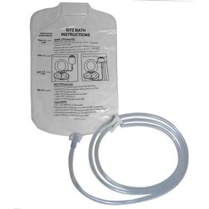 Sitz Bath 2000cc Solution Bag G