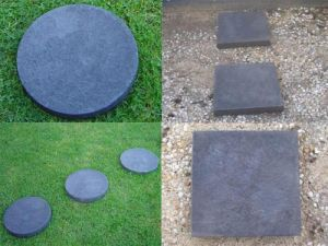 Garden Step - Longlife Paver and Leveler Pad
