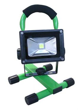 OWL LED Floodlight 10W Rechargeable