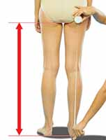 Leg Length measurement