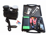 TITAN Lithium Jumpstarter and Compressor Kit