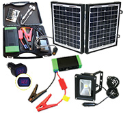Titan 489 solar kit - alternative power